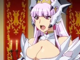 【エロアニメ ツンデレ】悪の女幹部にチンポを入れたら世界に平和が訪れました。