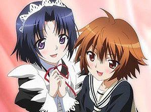 【エロアニメ 3P】2人の姉に愛されちゃってハーレム展開という王道
