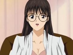 【エロアニメ レイプ】「ゎ‥私の裸みたん‥ですか?」汚れ泣き箱入娘、水越先生の学園性活