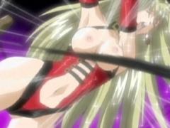 【エロアニメ レイプ】絶世の美女姫を性奴隷とし凌辱調教→性拷問に耐えれず発狂