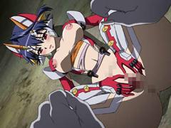 【エロアニメ レイプ】モンスターに凌辱レイプされる女戦士「私は汚されても絶対に負けな‥っぃぃいい!」