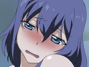 【エロアニメ 3P】友達♀のいる隣の部屋で姉と→バレて脅され3P展開