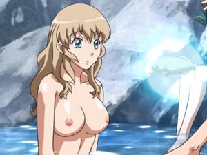 【エロアニメ 女戦士】美巨乳な女戦士達が羞恥いっぱいの裸体披露
