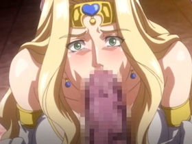 【エロアニメ お姫様】巨乳お姫様が鬼畜豚に性奴隷調教されてる件