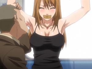 【エロアニメ JK】痴漢のテクニックの虜に堕ちるナマイキJK