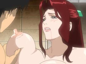 【エロアニメ レイプ】美人姉妹とその母も性奴隷調教するキモヲタ男子