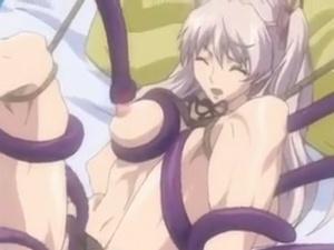 【エロアニメ レイプ】「こっこんな‥屈辱っ‥!」巨人たちに調教され肉便器化した戦乙女