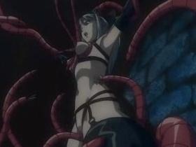 【エロアニメ お嬢様】姫騎士リリアが触手に捕まり調教されるw