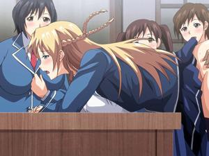 【エロアニメ 女子校生】蔑まれてきた男子生徒がクラスメイトを洗脳支配!#1