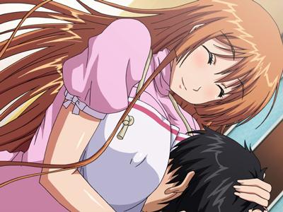 【エロアニメ お姉さん】巨乳お姉さんがコスプレしたままセックスさせてくれるアニメですよ! デカくてエッチな俺の姉