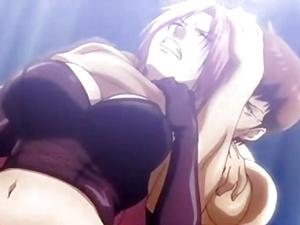 【エロアニメ お姉さん】負けたら公開レイプの待ち受けるレスリング