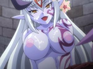 【エロアニメ レイプ】モンスター娘の逆レイプに全く逆らえないショタ勇者ですよ! もんむす・くえすと!
