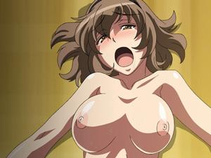 【エロアニメ 中出し】「お願いもっと突いてぇ!」チンポ求めてくる美少女にお望み通り生挿入!