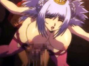 【エロアニメ お姫様】自国を守るためカラダを差し出したお姫様→魔族に凌辱されアヘイキ!