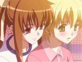 【エロアニメ 女子校生】弟を優しくリードし快楽へと導くお姉ちゃんw