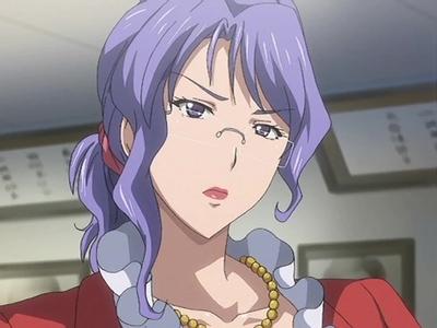 【エロアニメ お姉さん】「男なんて汚らわしい!」男嫌いのお姉さんが催眠調教でチンポの虜に…