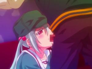 【エロアニメ JK】「します?セックス…」ネトゲのオフ会でJKに密室で誘惑された結果