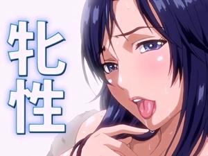 【エロアニメ 3P】順風満帆に見える夫婦生活だけどAV出演にハマる妻