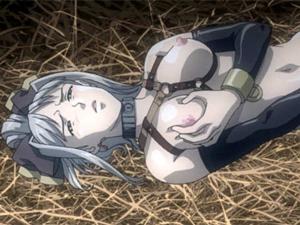 【エロアニメ お姫様】ド変態男からガチ調教を受け完全なる痴女と化してしまったお姫様