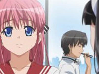 【エロアニメ 3P】大好きな彼の為なら3Pでもなんでもしちゃう美人三姉妹