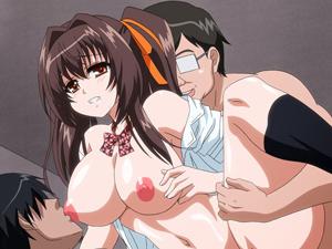 【エロアニメ レイプ】「だめぇ!またイっちゃうぅ!」オッサンに公衆便所で調教される美少女