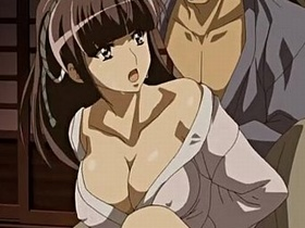 【エロアニメ アヘ顔】真っ直ぐ芯の通った正義の女戦士がチンポの快楽でアヘ顔絶頂