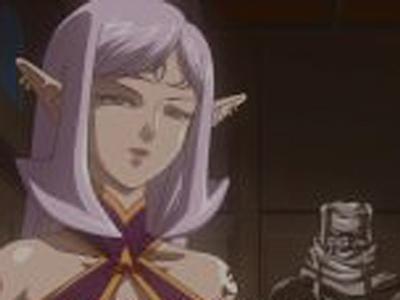 【エロアニメ お姫様】気丈な姫騎士が未体験の快楽に溺れて行く…