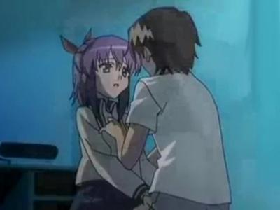 【エロアニメ バイブ】「すごい…勃ってる…」バイブに嫉妬した彼氏が生チンポパコで対抗