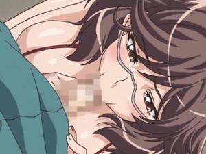 【エロアニメ フェラ】元ヤリマンな奥様が他人チンポを食い漁る!