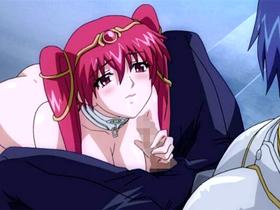 【エロアニメ お姫様】お姫様を奴隷にしてメイドコスでたっぷり虐める鬼畜男