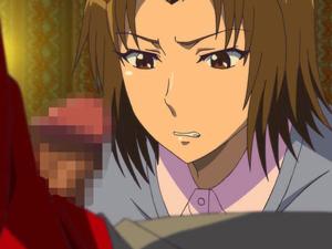 【エロアニメ ナース】暴走族上がりなナースが義理弟と禁断の近親パコ!