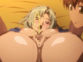 【エロアニメ ツンデレ】「やだぁ!見ないでぇ」ツンデレっ娘の放尿を観察w
