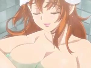 【エロアニメ ムッチリ】ムッチリわがままボディな爆乳若妻とイチャラブパコ!