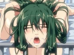【エロアニメ アクメ】巨乳美女騎士が処女を奪われ調教されアクメ地獄に堕ちる