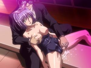 大嫌いなはずのキモヲタに催眠使われ弄ばれる女子高生