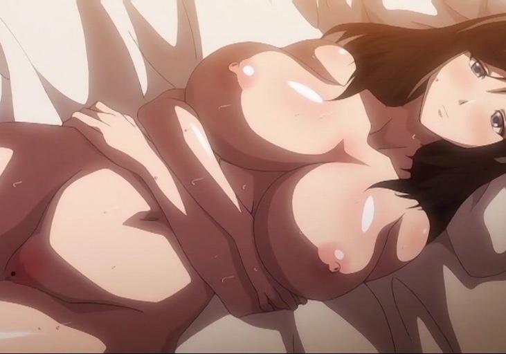 【エロアニメ お姉さん】OVA 巨乳人妻女教師催眠# 2奈緒子とゆい