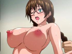【エロアニメ JK】優等生JKが変態ドMで自ら進んで性処理肉便器に堕ちてた件