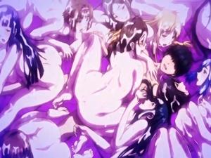 【エロアニメ 3P】近場の女たちに全て催眠かけて虚ろになるまで乱交パコ