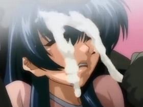 【エロアニメ お姉さん】「嫌!やめっ」犯されすぎてアヘ顔でイキまくる対魔忍